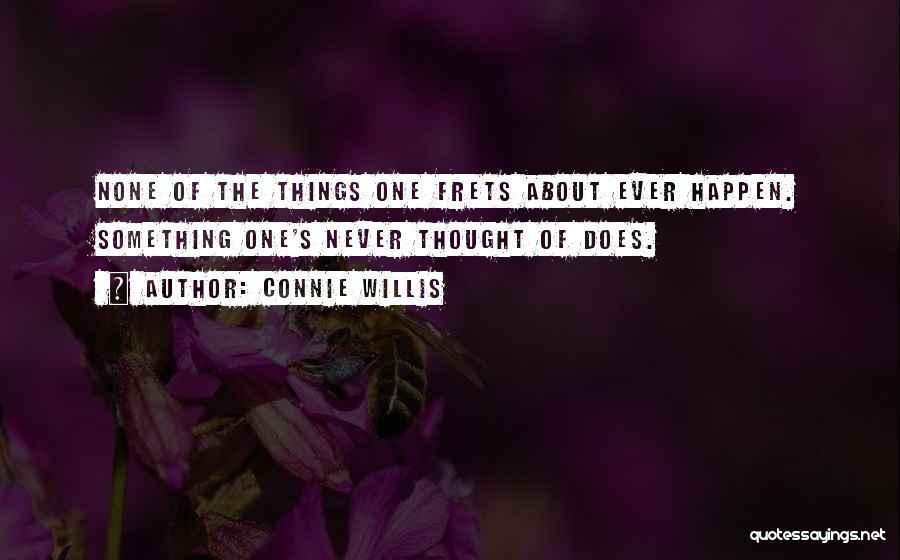 Connie Willis Quotes 294682
