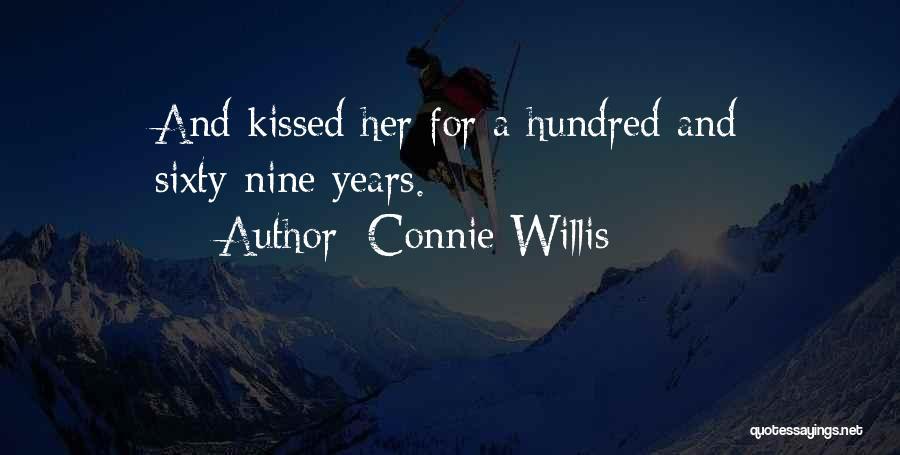 Connie Willis Quotes 323362