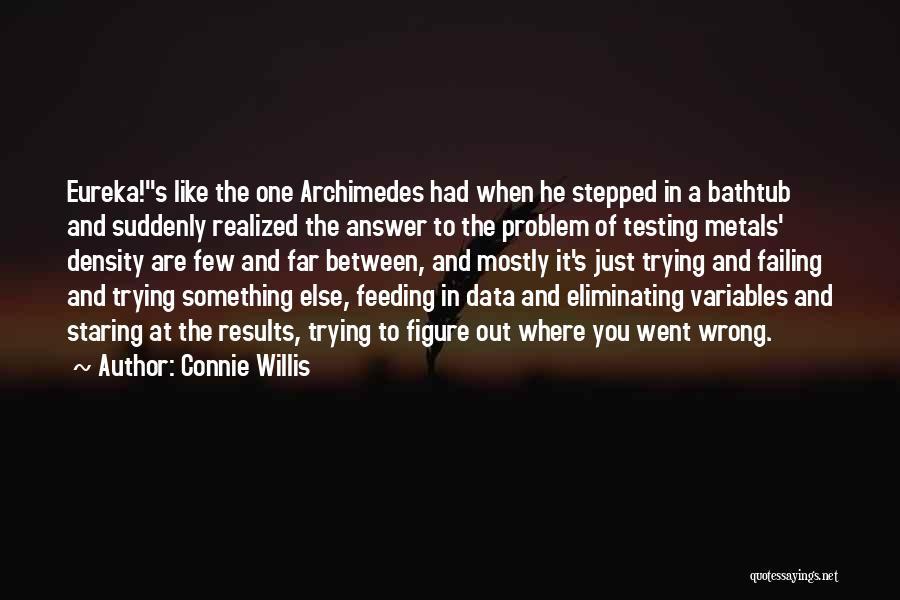 Connie Willis Quotes 349852
