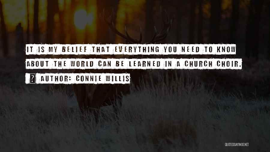 Connie Willis Quotes 379030