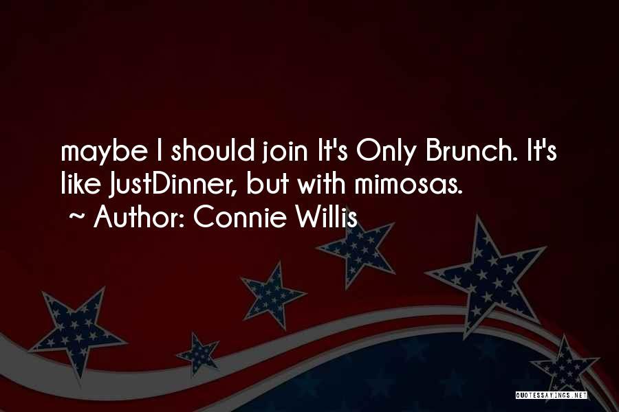 Connie Willis Quotes 445654