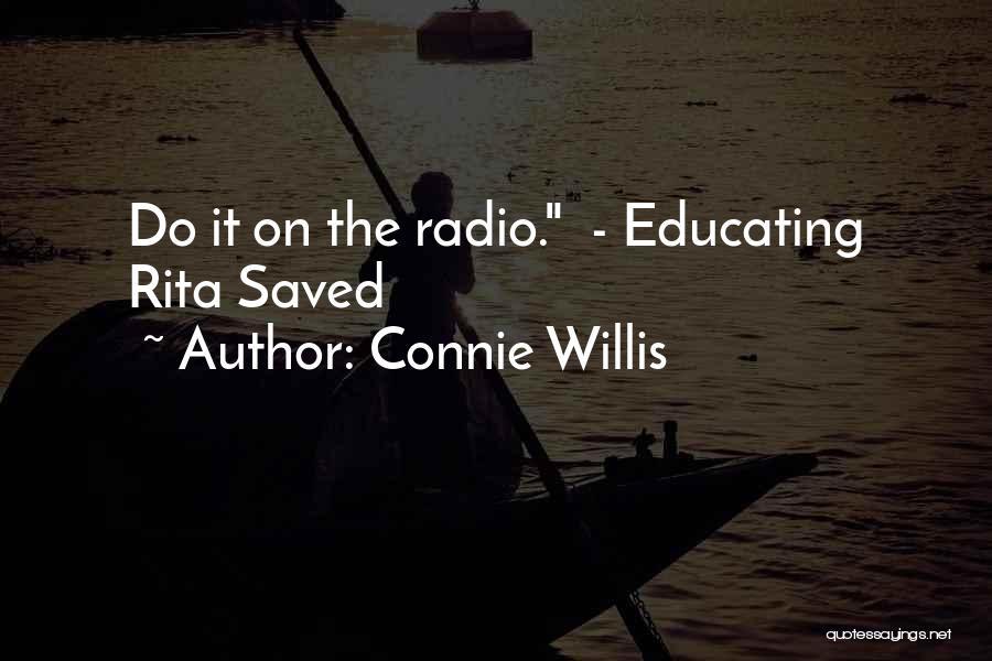 Connie Willis Quotes 476768