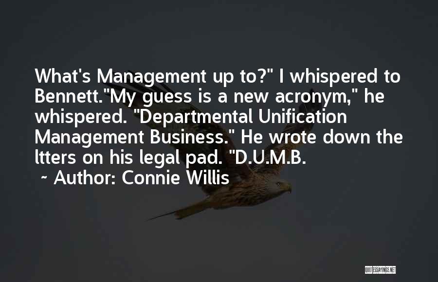 Connie Willis Quotes 545098
