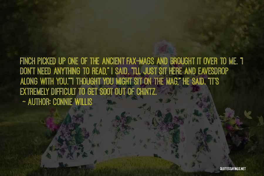 Connie Willis Quotes 581981