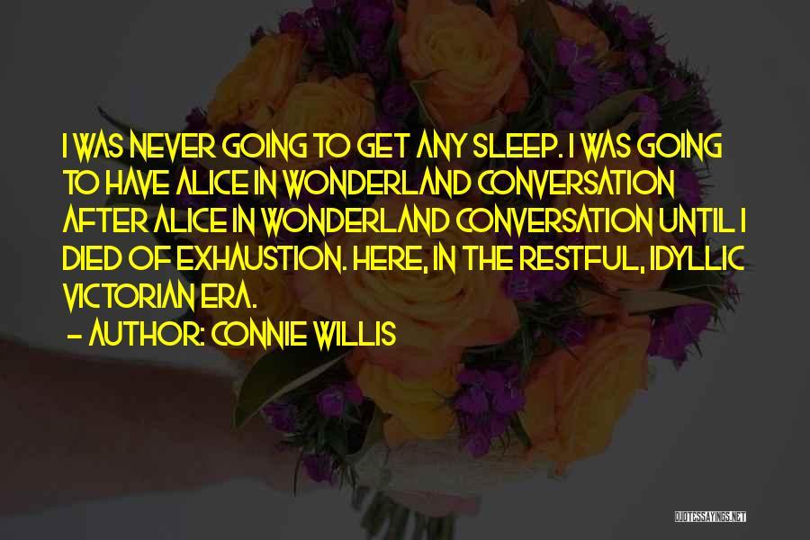 Connie Willis Quotes 621071