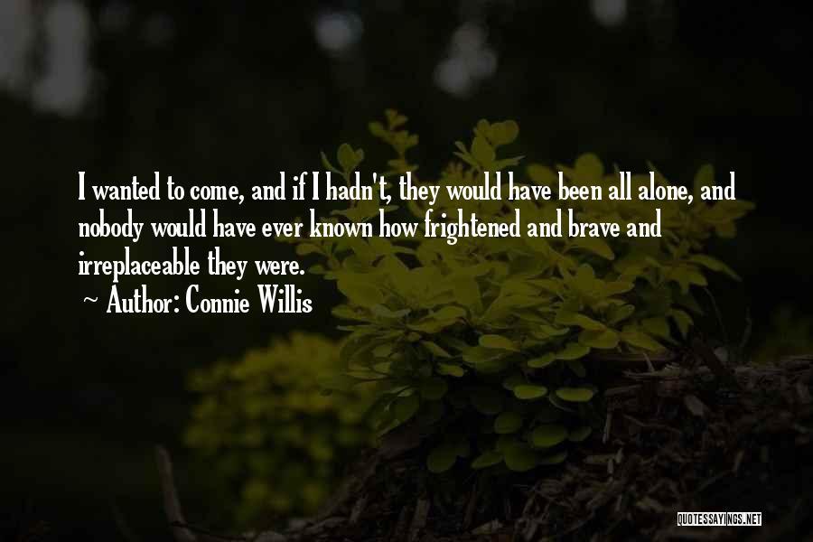 Connie Willis Quotes 631508