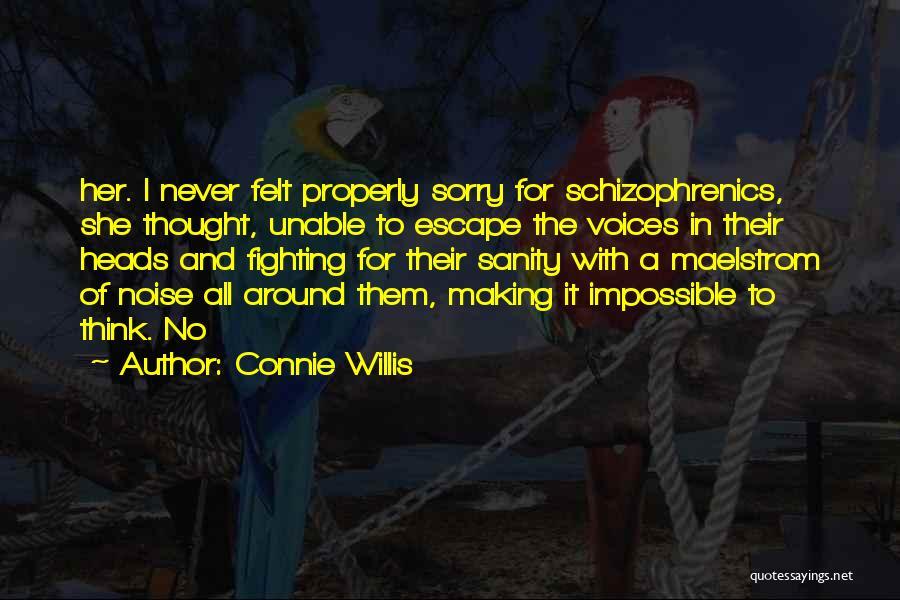 Connie Willis Quotes 700217