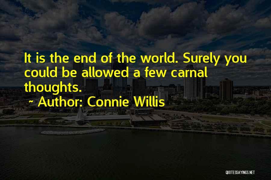 Connie Willis Quotes 727335
