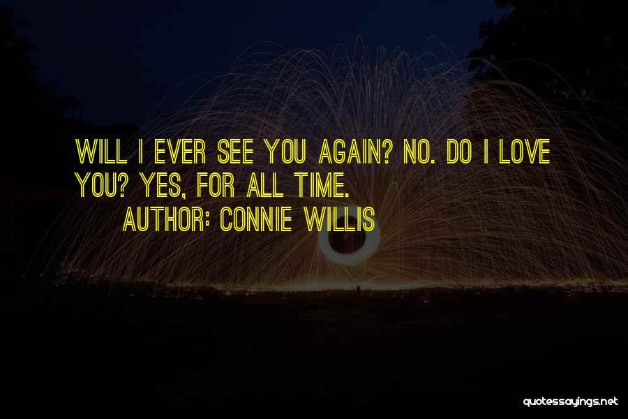 Connie Willis Quotes 741203