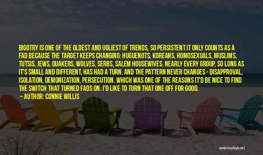 Connie Willis Quotes 780995