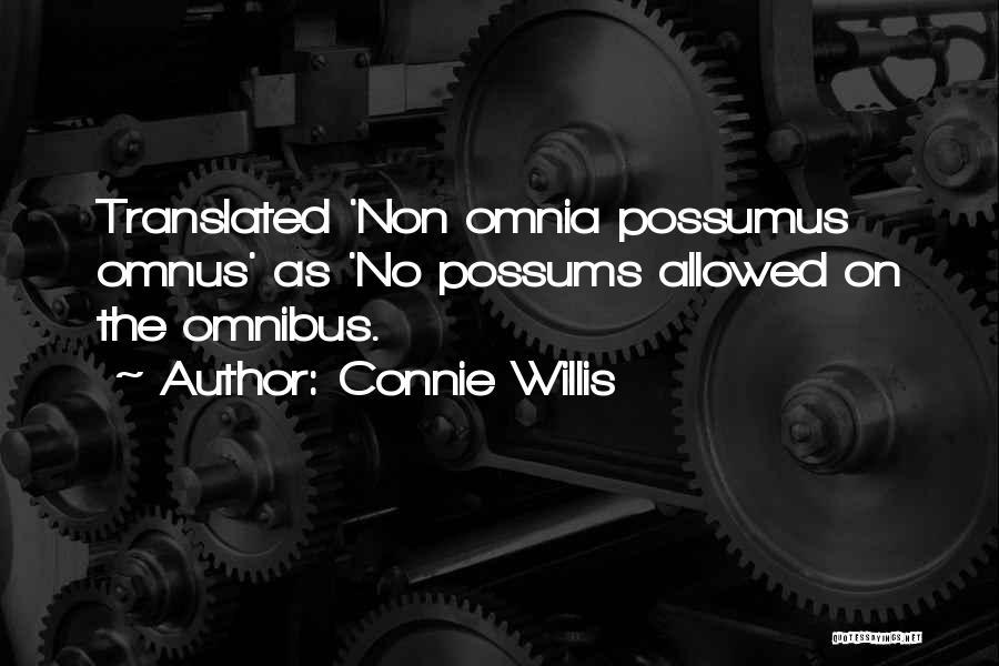 Connie Willis Quotes 975608