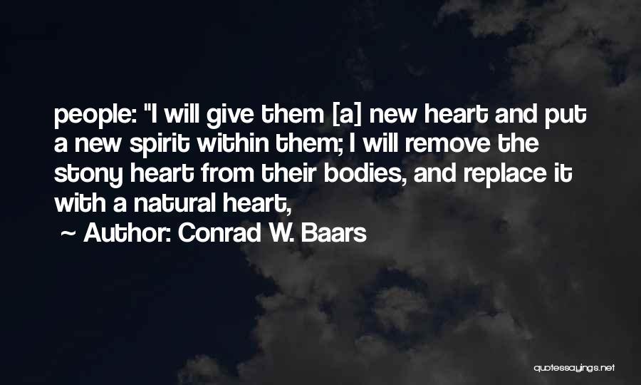 Conrad W. Baars Quotes 1958473