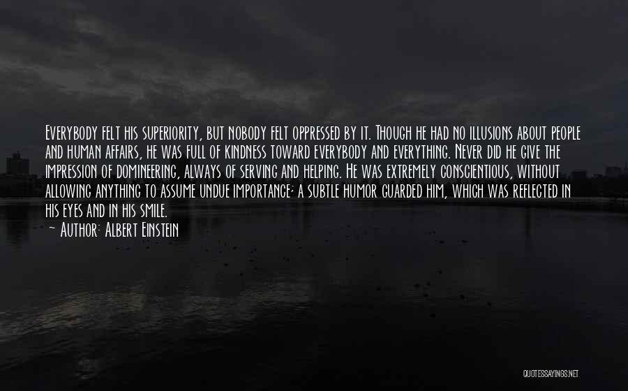 Conscientious Quotes By Albert Einstein
