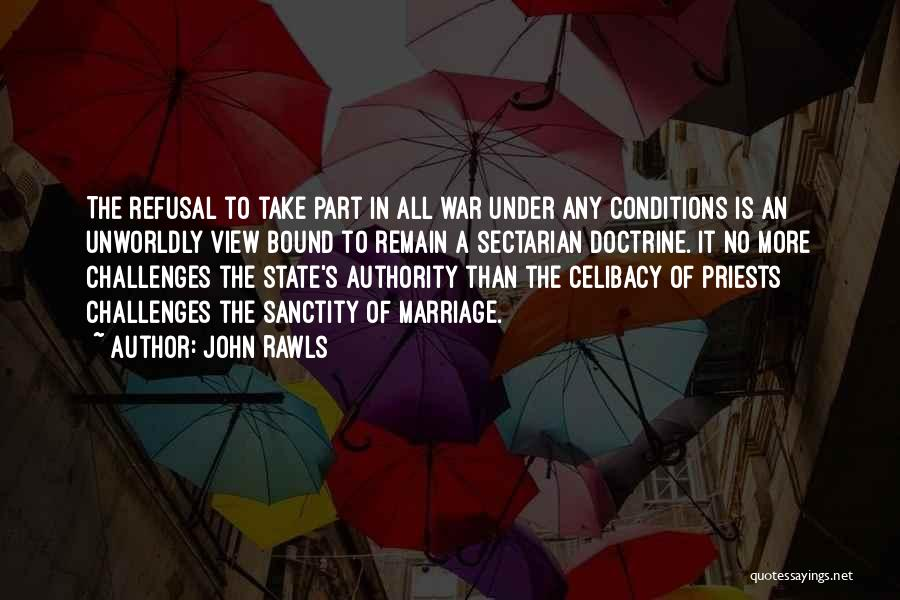 Conscientious Quotes By John Rawls