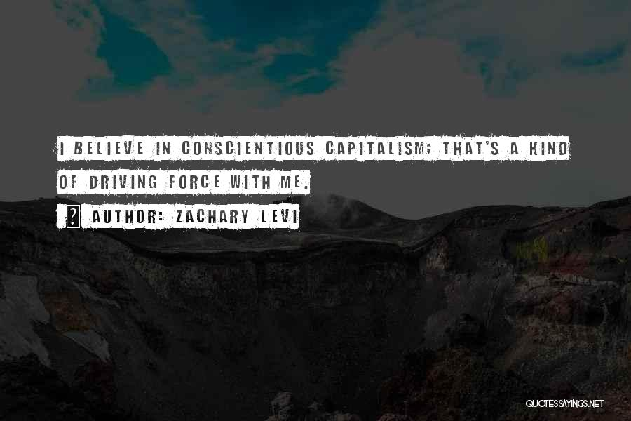 Conscientious Quotes By Zachary Levi