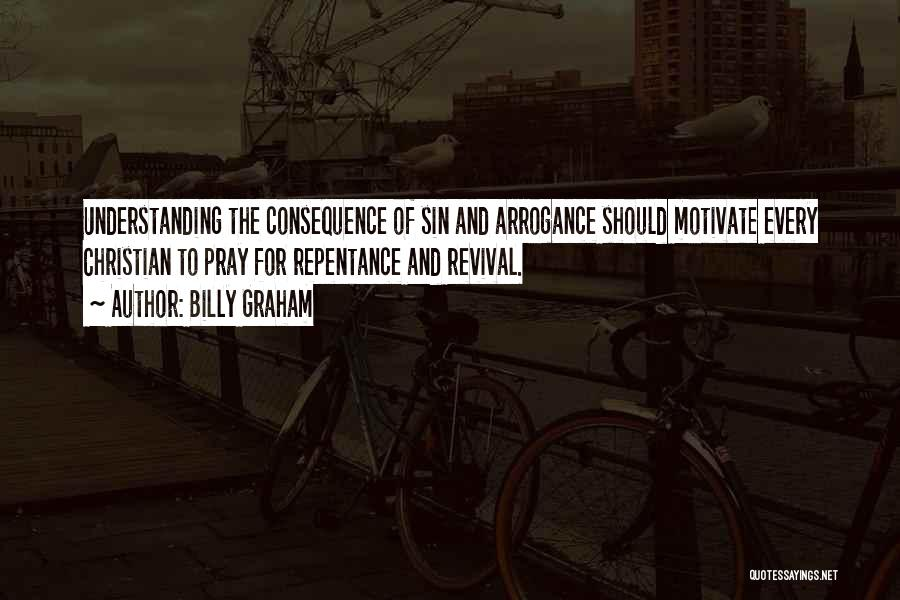 Consequence Of Sin Quotes By Billy Graham