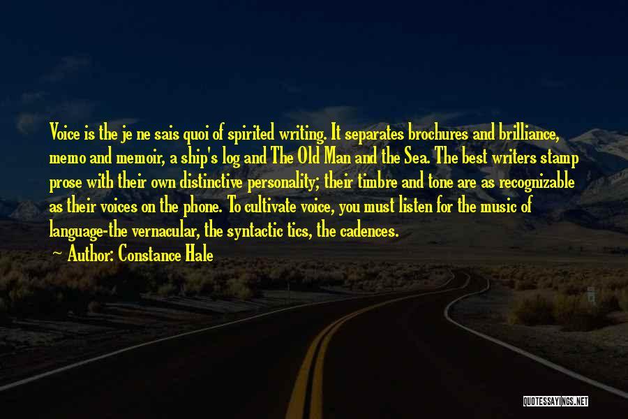 Constance Hale Quotes 1041521