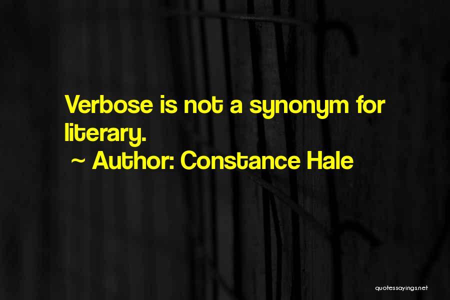 Constance Hale Quotes 1055035