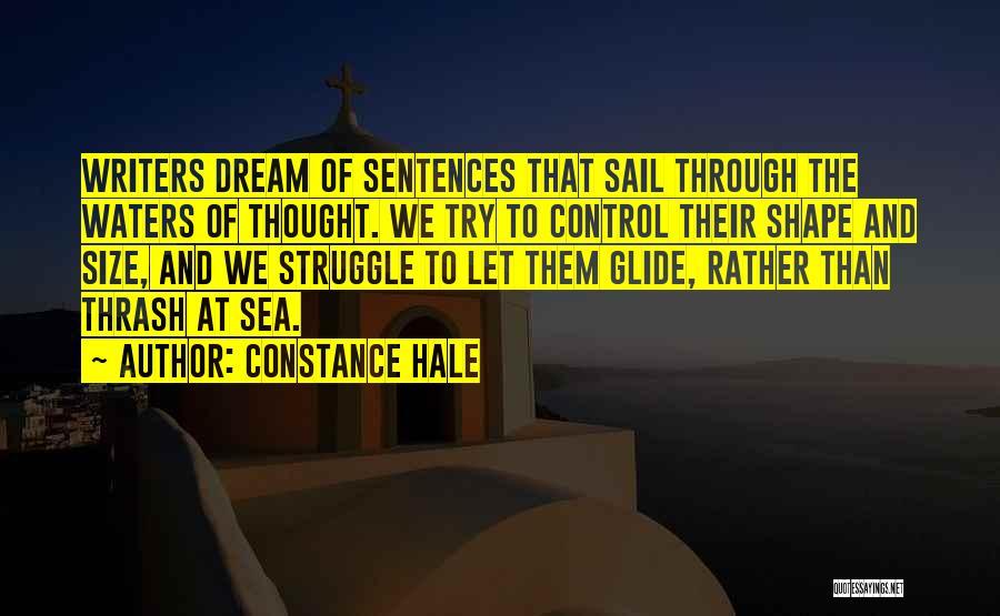 Constance Hale Quotes 354695