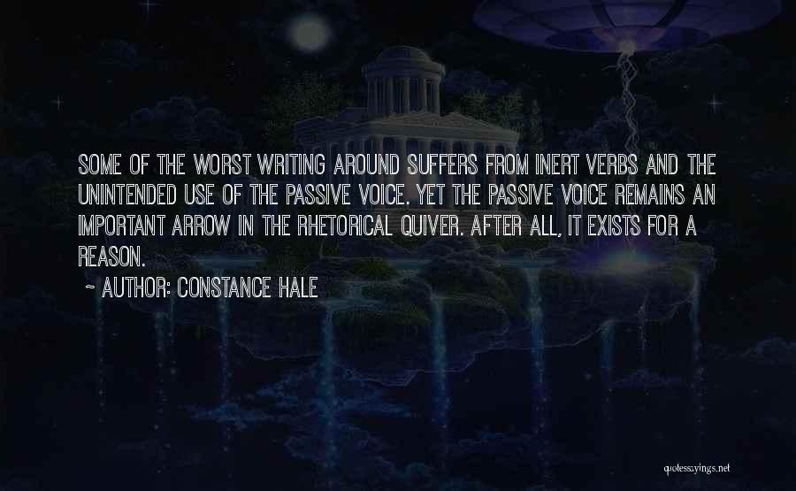 Constance Hale Quotes 494136