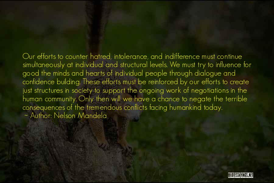 Continue Good Work Quotes By Nelson Mandela