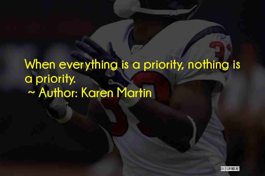 Continuous Improvement Quotes By Karen Martin