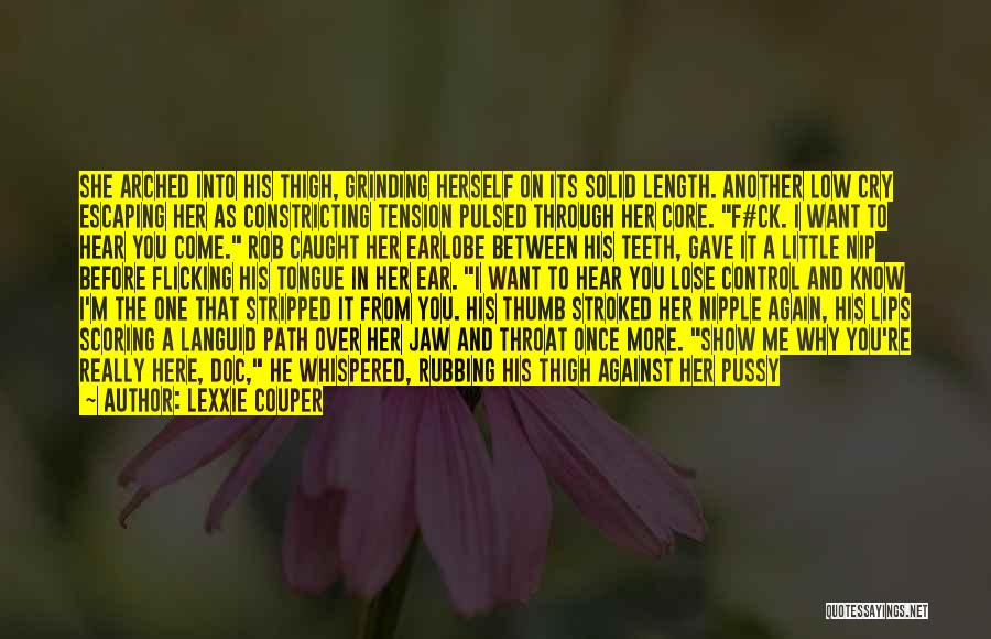 Control The Tongue Quotes By Lexxie Couper