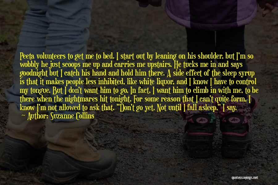 Control The Tongue Quotes By Suzanne Collins