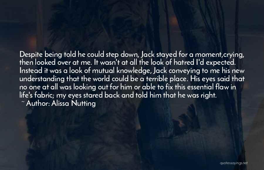 Conveying Quotes By Alissa Nutting