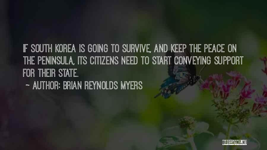 Conveying Quotes By Brian Reynolds Myers