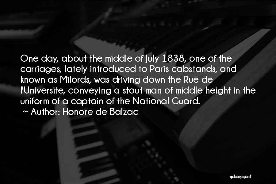 Conveying Quotes By Honore De Balzac