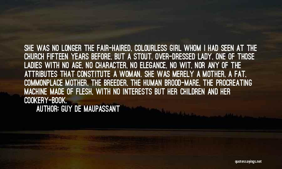 Cookery Quotes By Guy De Maupassant