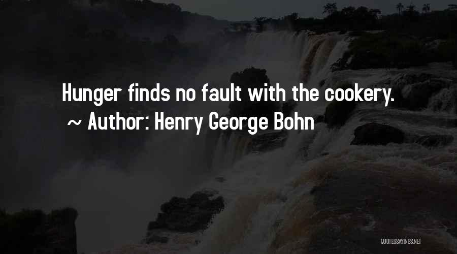 Cookery Quotes By Henry George Bohn