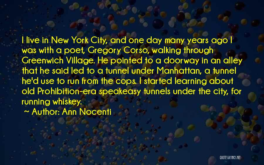 Cops Quotes By Ann Nocenti