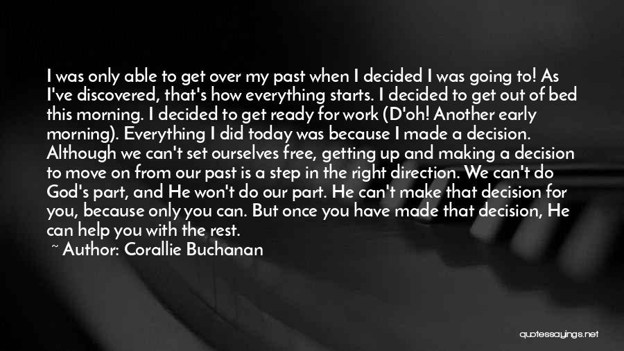 Corallie Buchanan Quotes 1365619