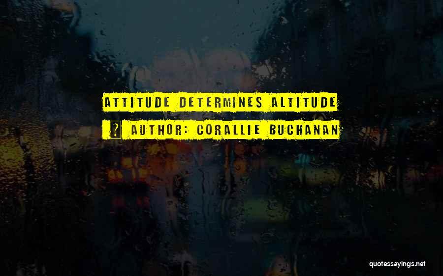 Corallie Buchanan Quotes 2211170