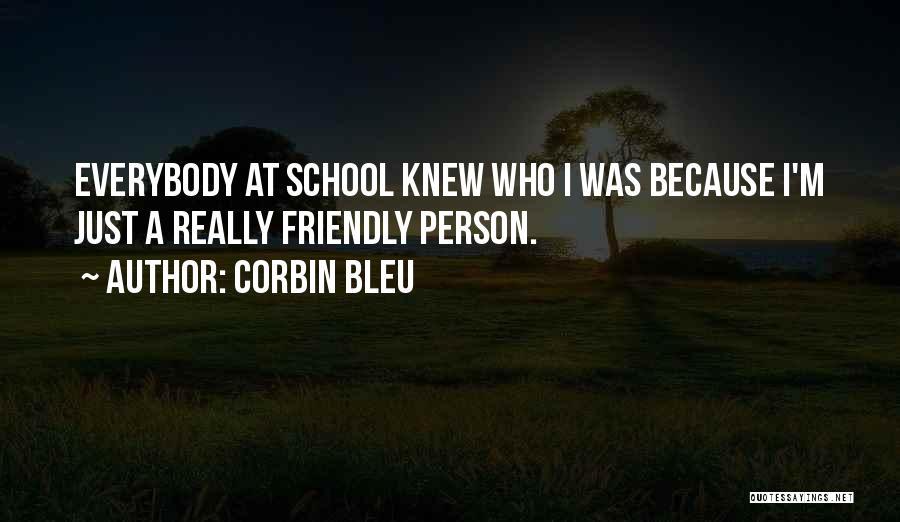 Corbin Bleu Quotes 1542194