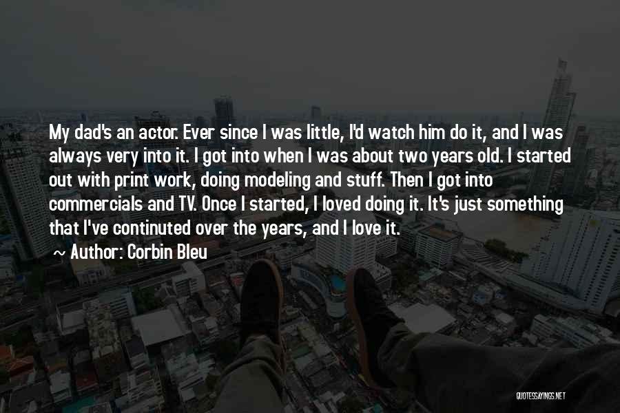 Corbin Bleu Quotes 166402