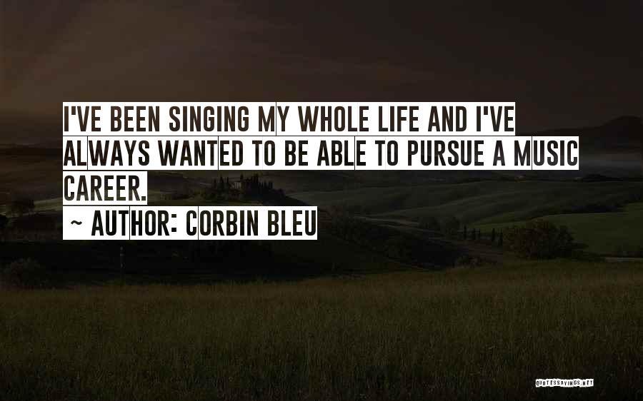 Corbin Bleu Quotes 1779962