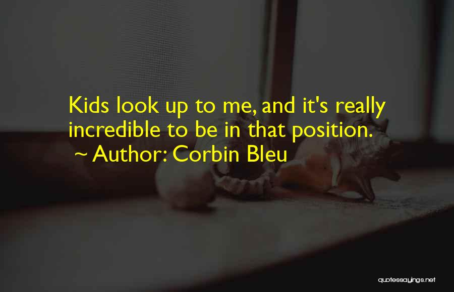 Corbin Bleu Quotes 2147793