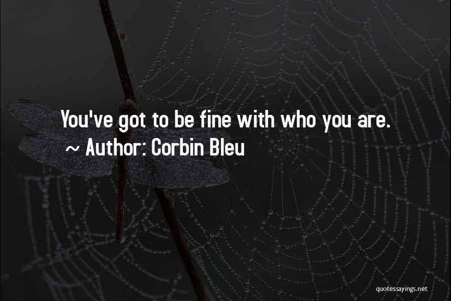 Corbin Bleu Quotes 2252206