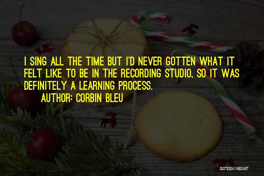 Corbin Bleu Quotes 2253677