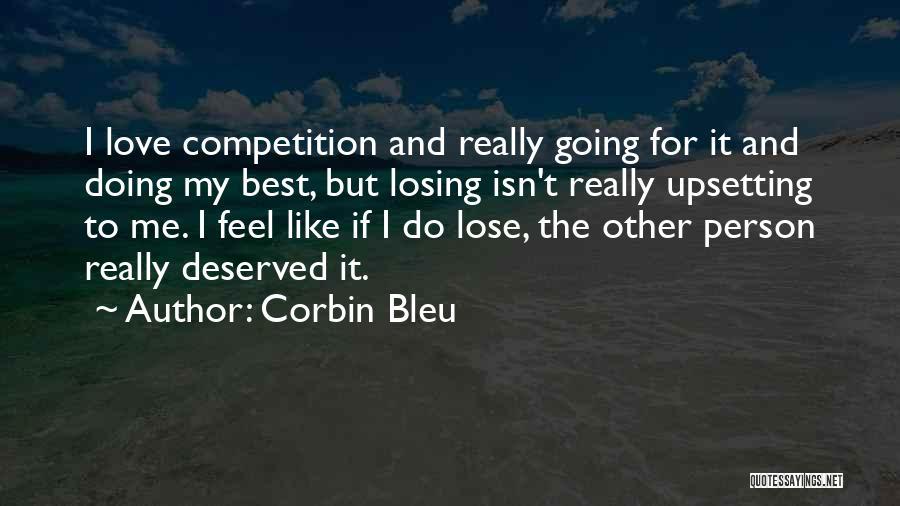 Corbin Bleu Quotes 253482