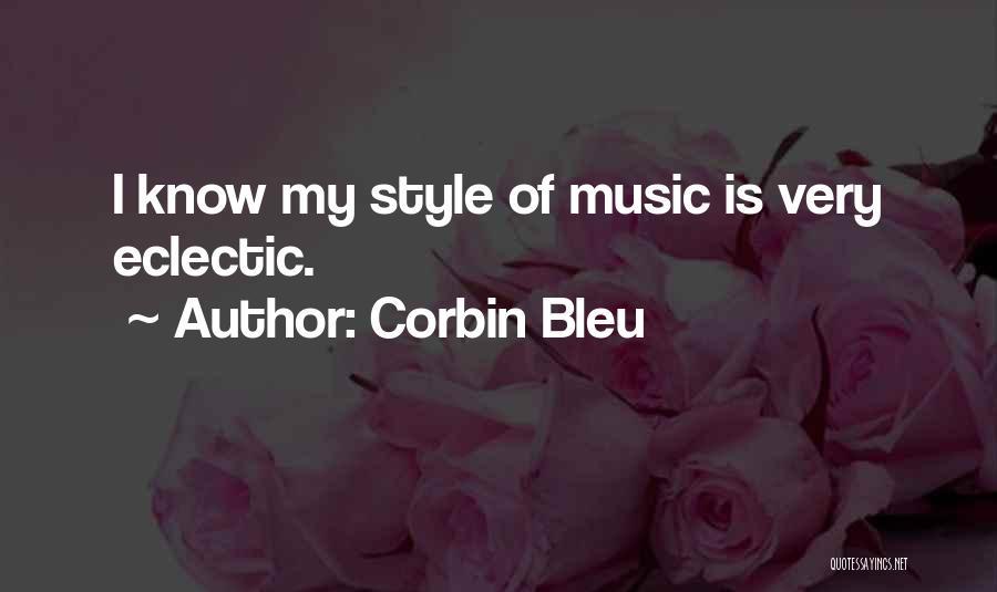 Corbin Bleu Quotes 682532