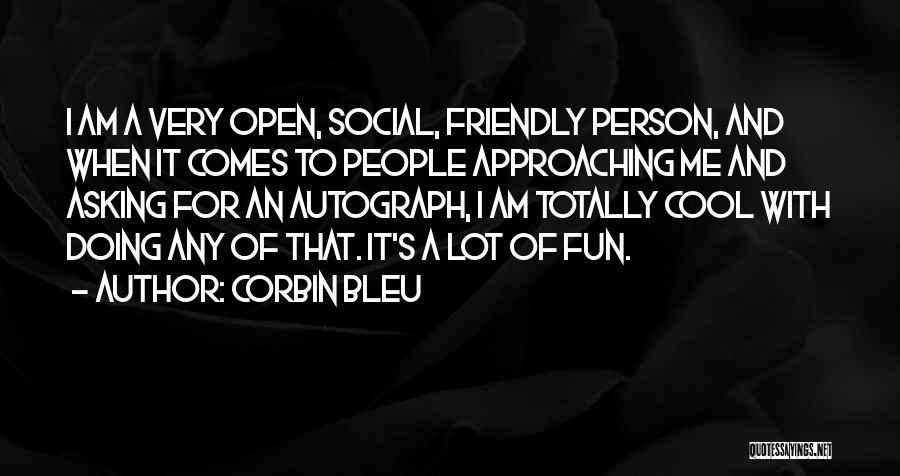 Corbin Bleu Quotes 740430
