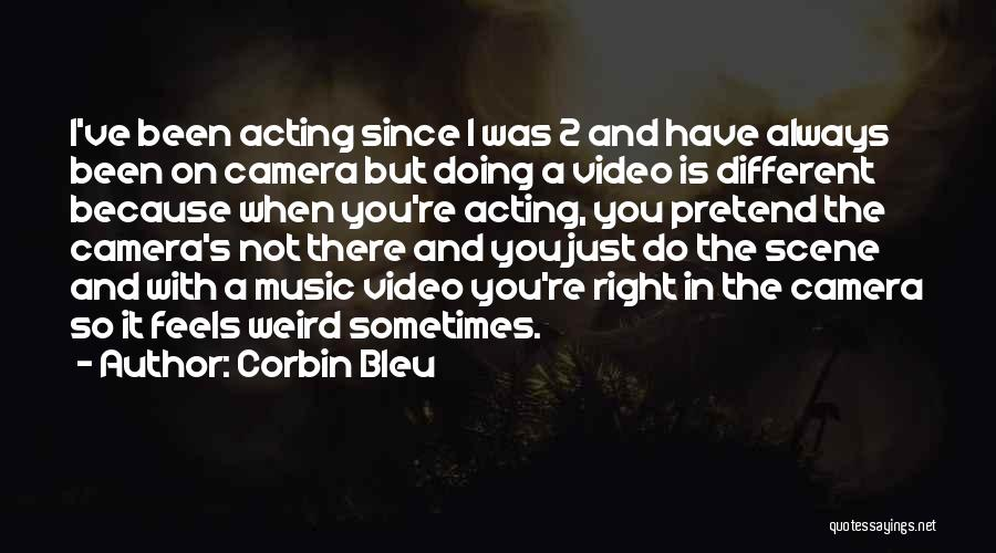 Corbin Bleu Quotes 921174