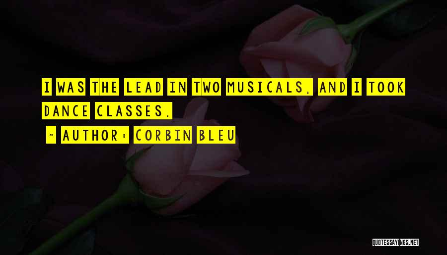 Corbin Bleu Quotes 986371