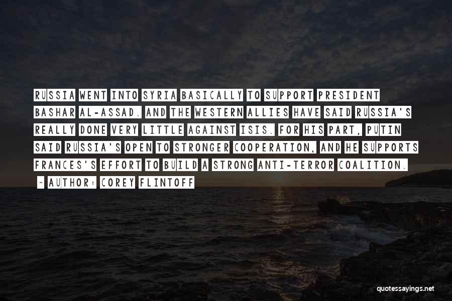Corey Flintoff Quotes 1218302