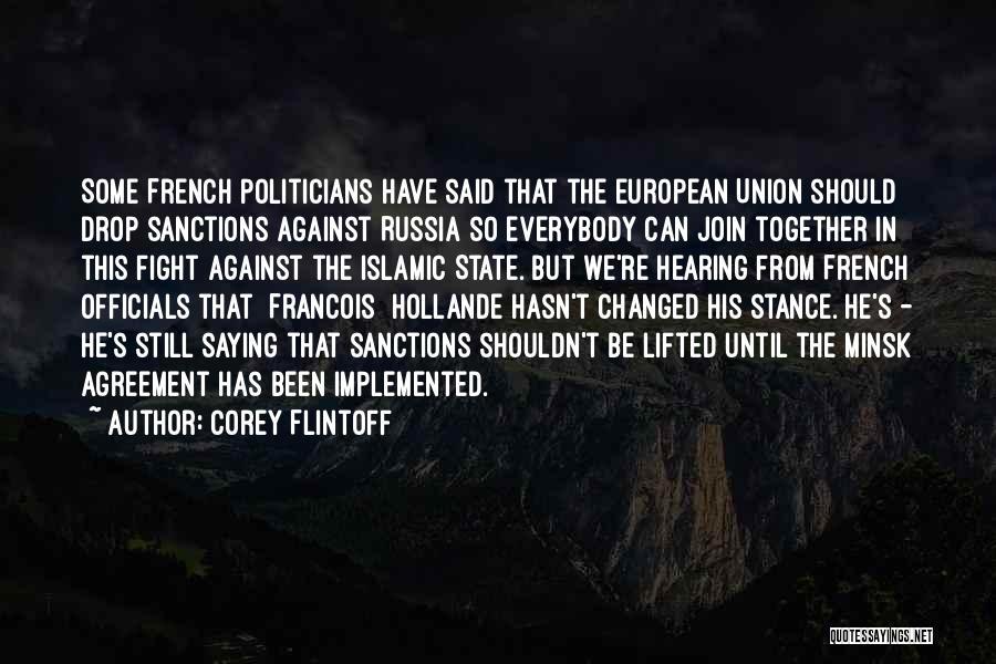 Corey Flintoff Quotes 1466362
