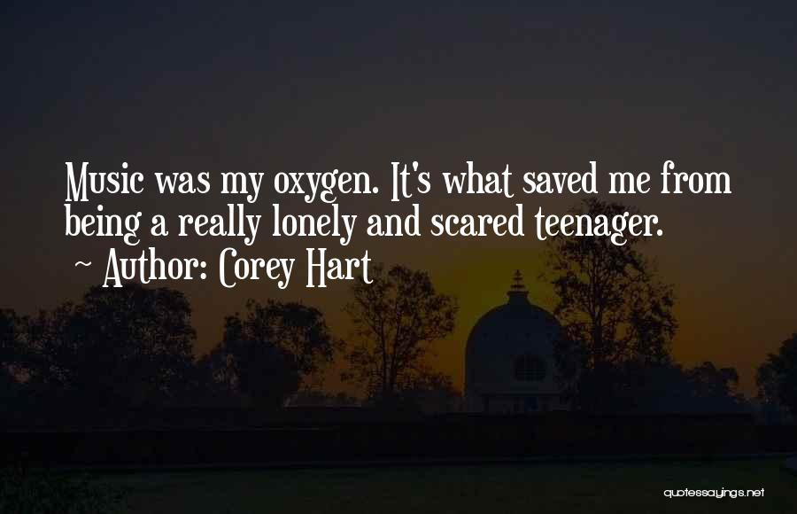 Corey Hart Quotes 503821